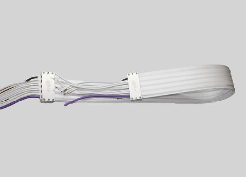 无尘柔性电缆拖链